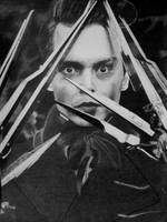 Edward Scissorhands by rupshree