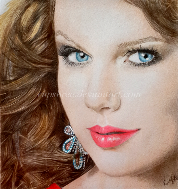 Taylor Swift by rupshree
