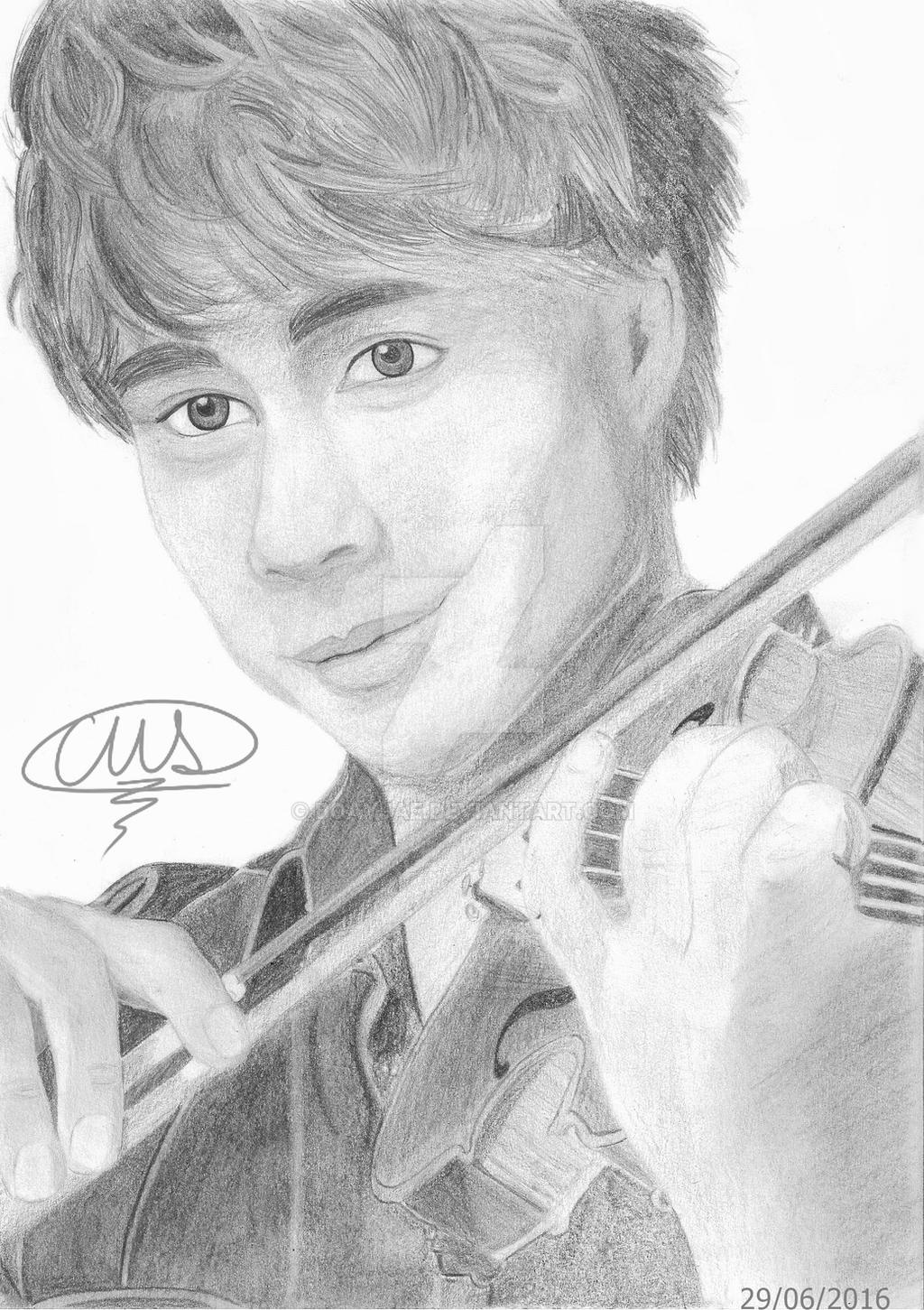 Alexander Rybak by BoAyJae
