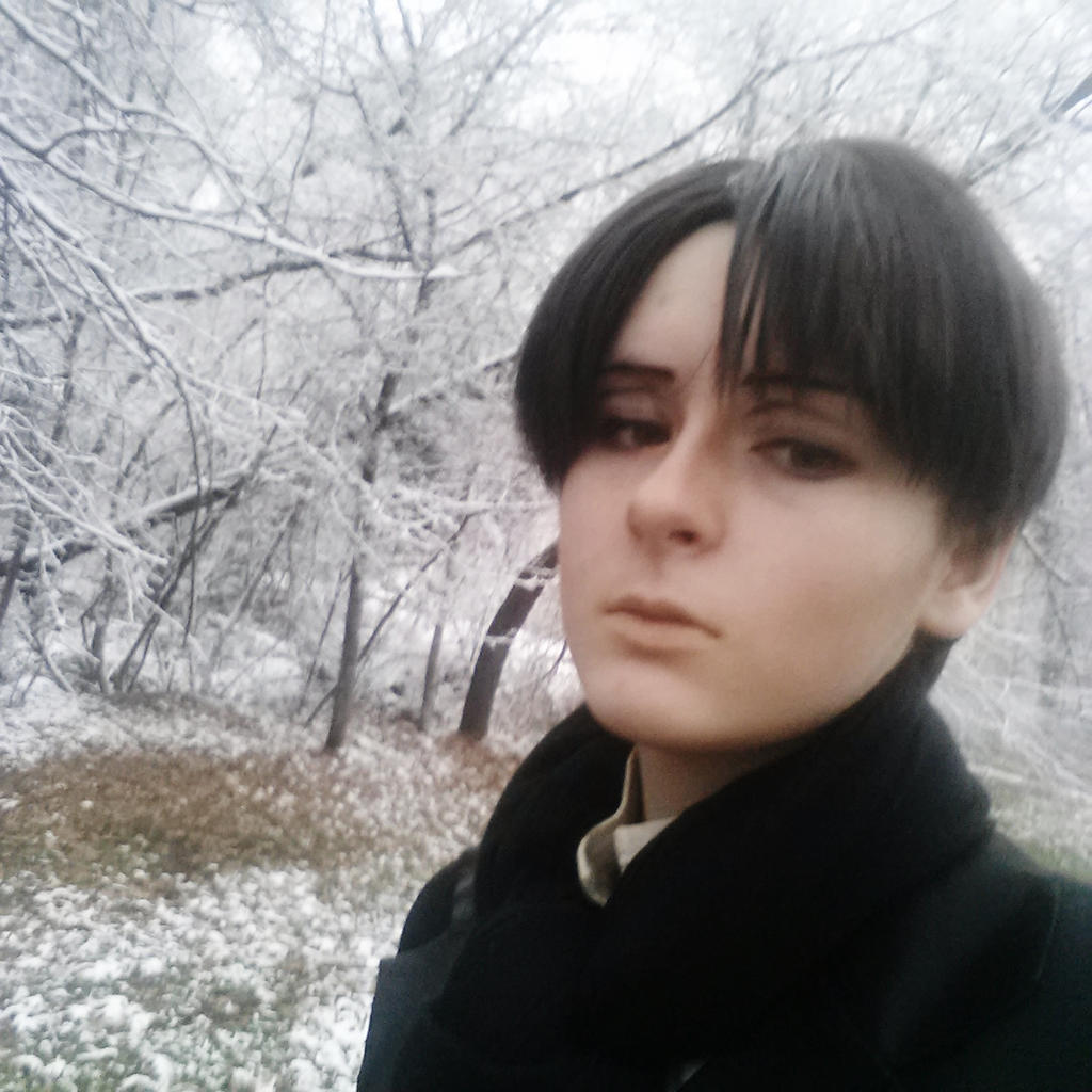 Hervorragend Winter!Levi Ackerman Cosplay by daffadill20 on DeviantArt UY93