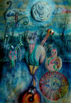 Cats have been taking LSD, not me by saint-fabler