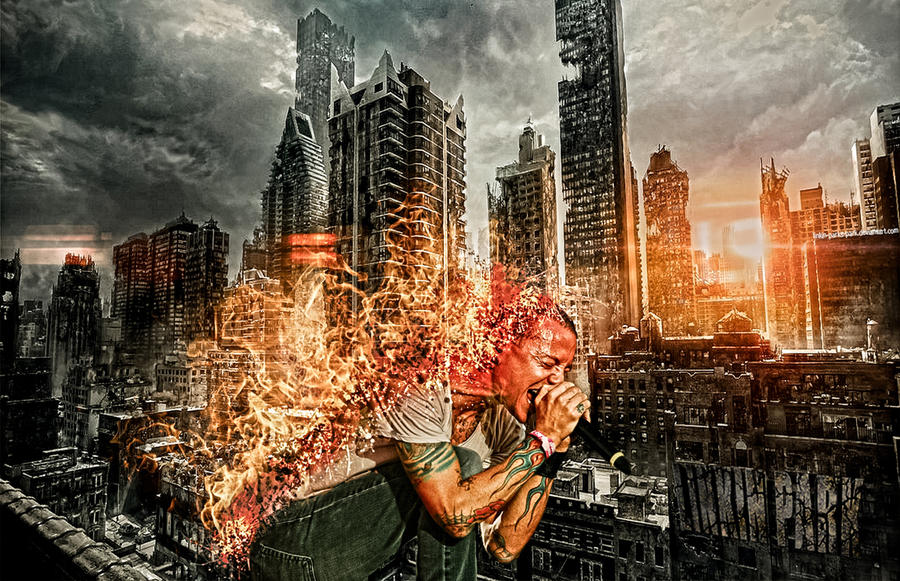 Linkin Park Wallpaper 2012