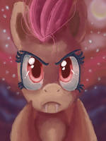 The Flutterbat in 3D by kyle23emma