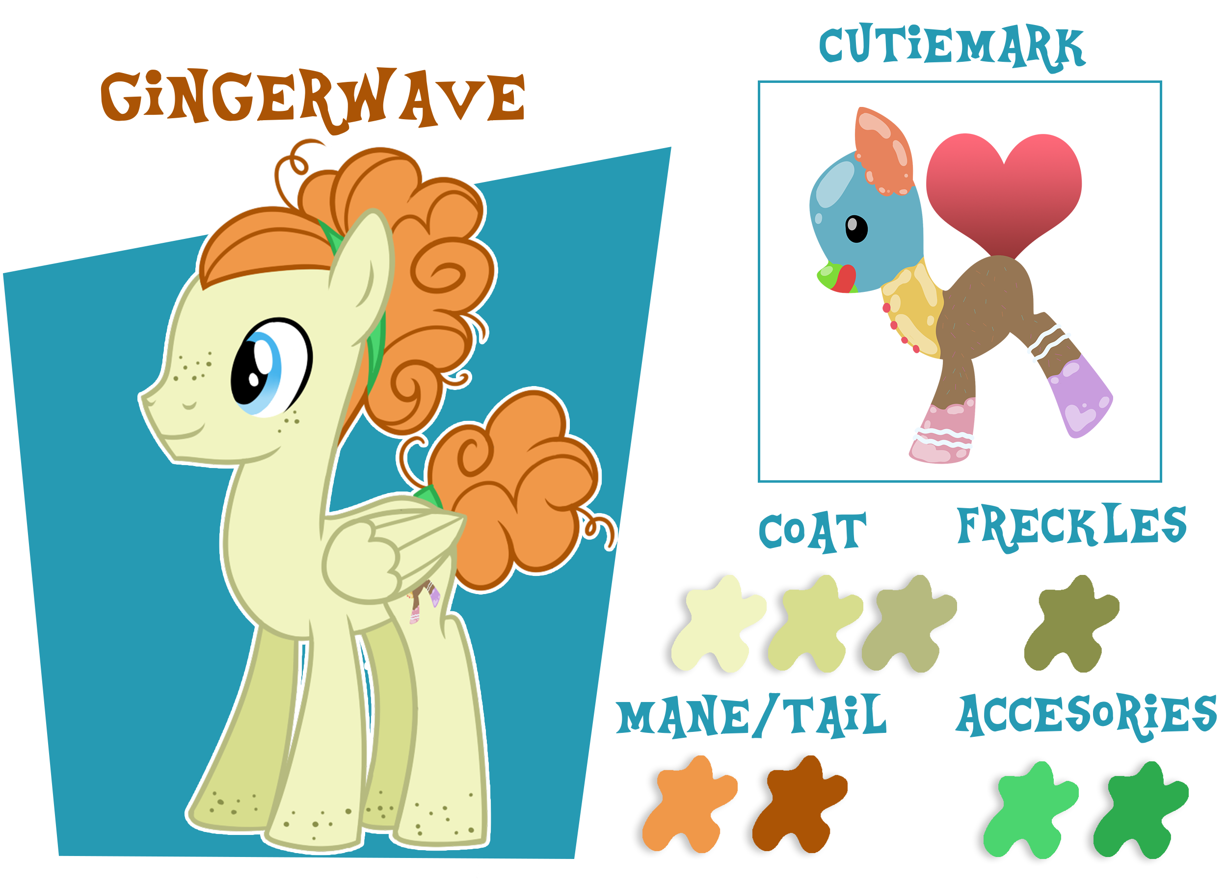 Gingerwave by kyle23emma