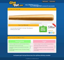 Bat Store Webdesign by cendhika
