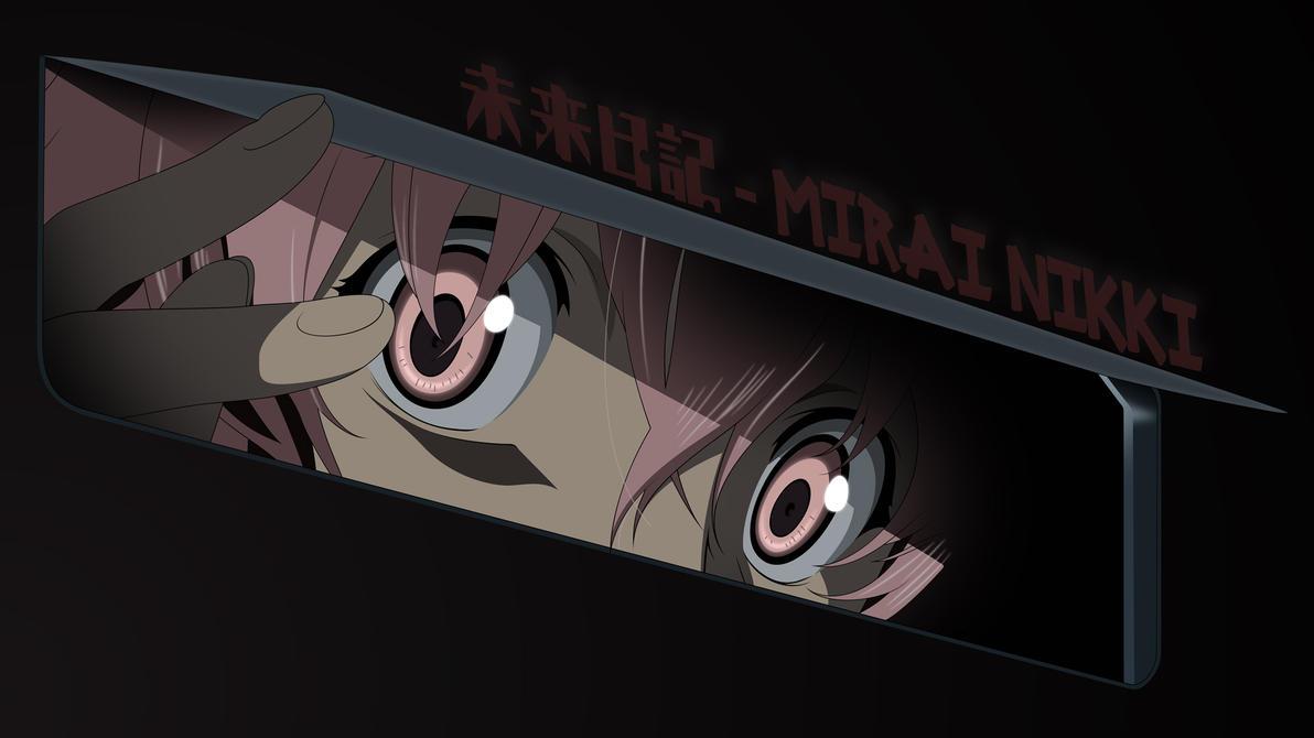 deviantART: More Like Mirai Nikki Yuno Chibi by u003d