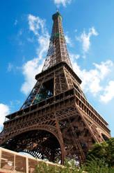 Tour de Eiffel by Grafexecutor