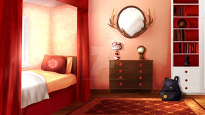 Room at noon by sakura-streetfighter