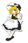 (Once again) ZUN Styled ~ Kirisame Marisa