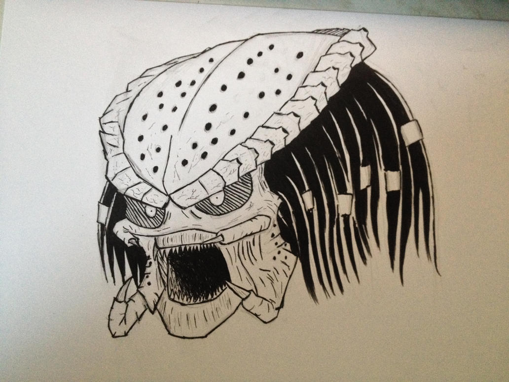 Predator. by forrealsyall