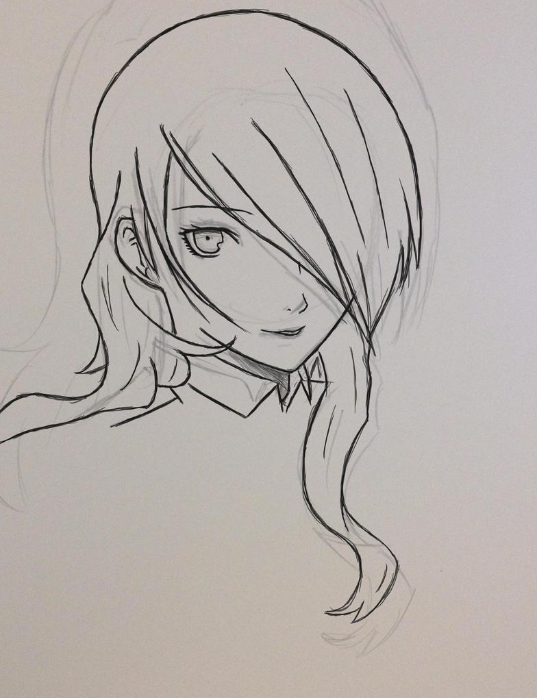 Mitsuru Kirijo by forrealsyall