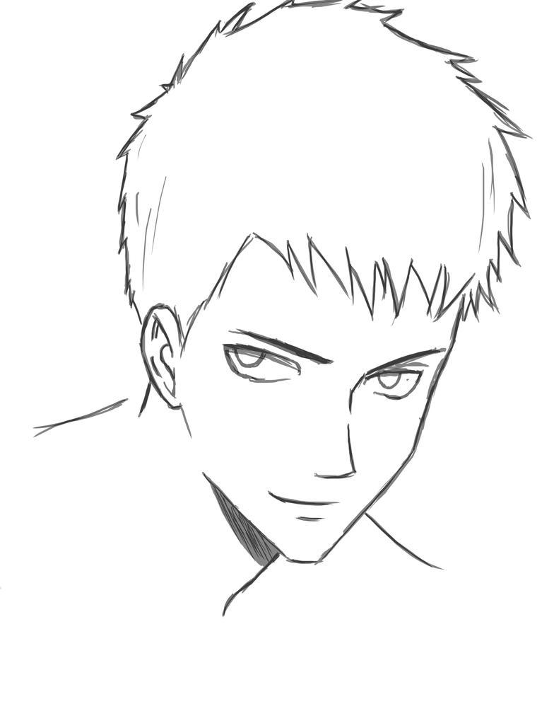 Akihiko sketch by forrealsyall