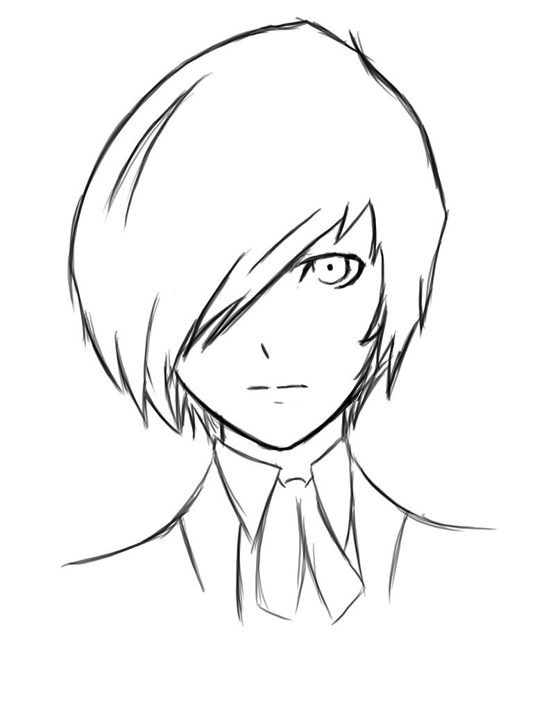 Minato Sketch by forrealsyall