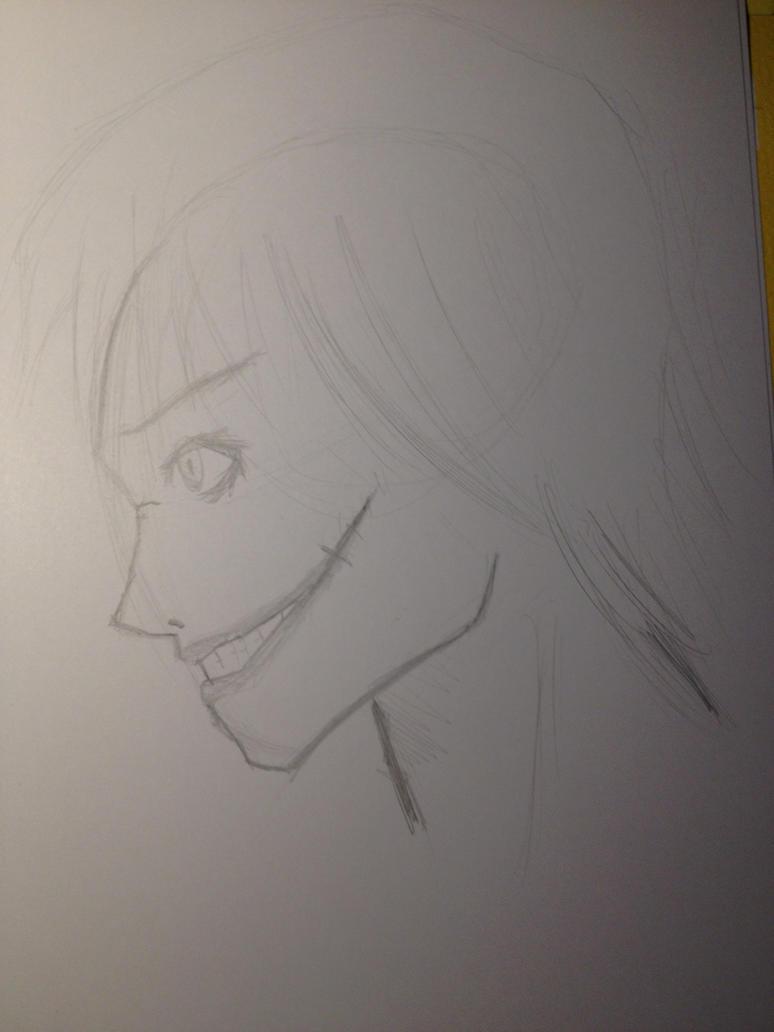 Random sketch. by forrealsyall