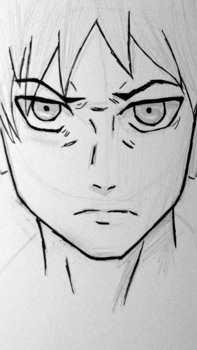 Eren Sketch by forrealsyall