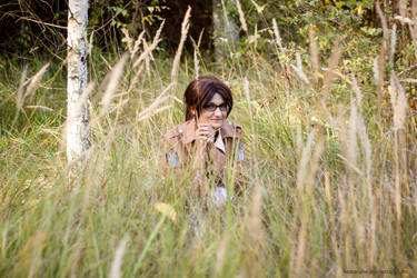 A Wild Hanji Appears by Nemarune