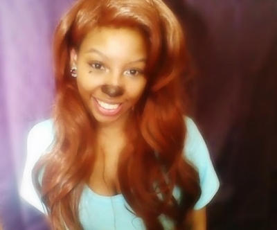 Disney's Roxanne - A Goofy Movie cosplay by minyeart