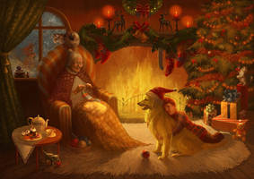 christmas eve by Xenys