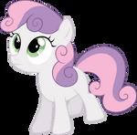 Sweetie Belle earth pony
