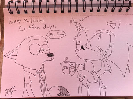 Uhhh Sonic?