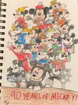 Happy 90th Birthday, Mickey Mouse