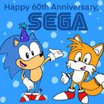 Happy 60th Anniversary SEGA
