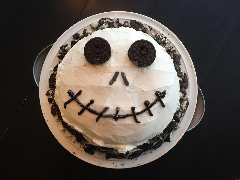 Jack Skellington Cake Ideas
