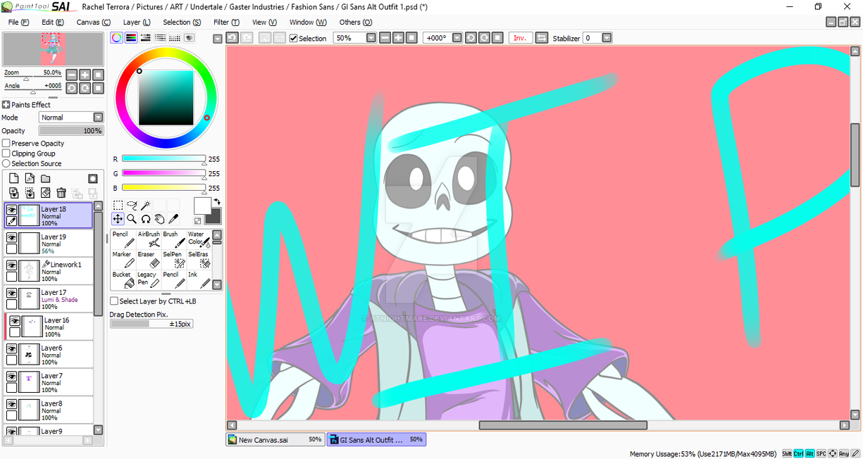 CSP is no good now so SAI it is - WIP by RTNightmare