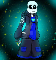 Gaster Industries' Sans Aster is Not Amused