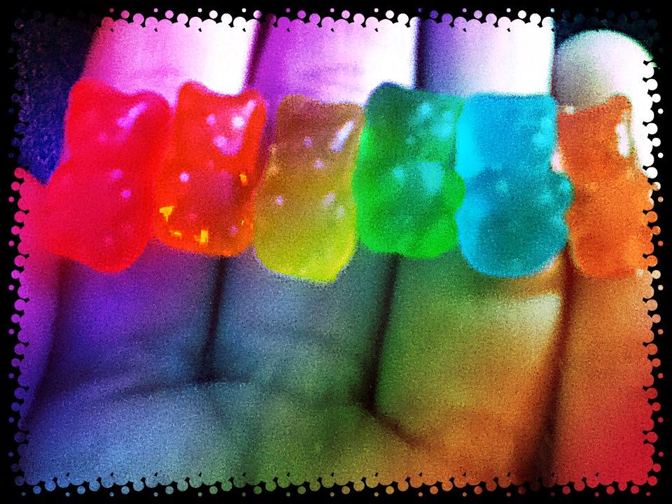 gallery for cute gummy bear wallpaper