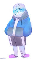 sans by mikarons