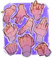 hands by mikarons
