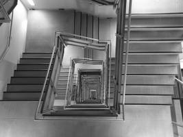 Steel Staircase by M-Hutcheson