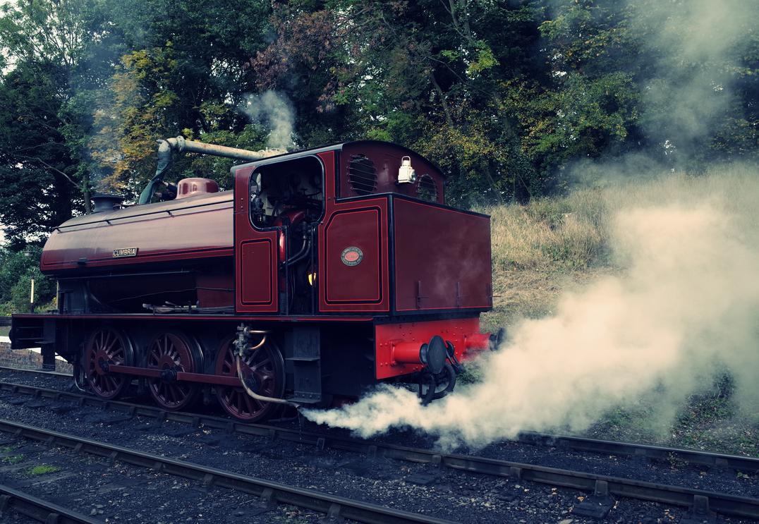 Train by M-Hutcheson