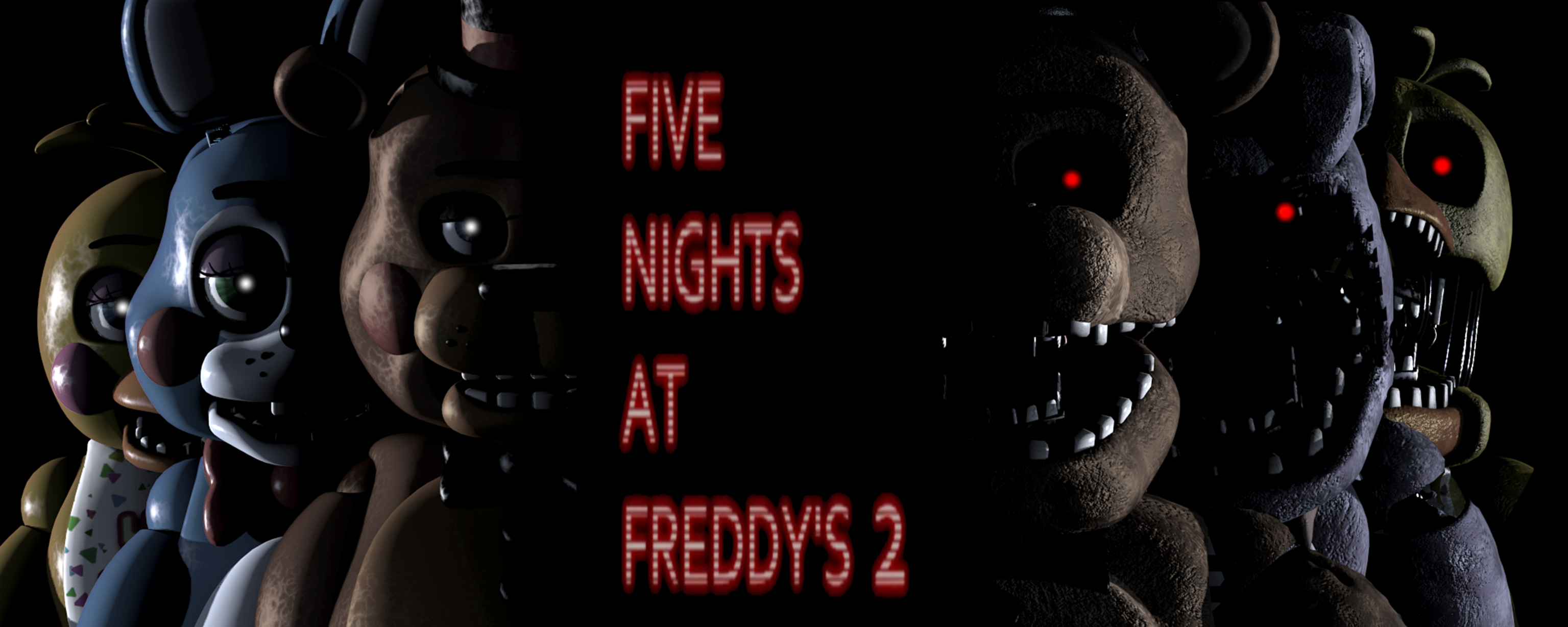 Five nights at freddy s 2 wallpaper by elsa shadow on deviantart