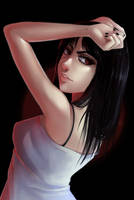 Tomie by HostileCobalt