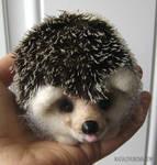 Ezhik the Hedgehog  (Needle Felted)