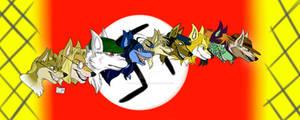 Hellsing Ultimate - Millennium - Wolf Style