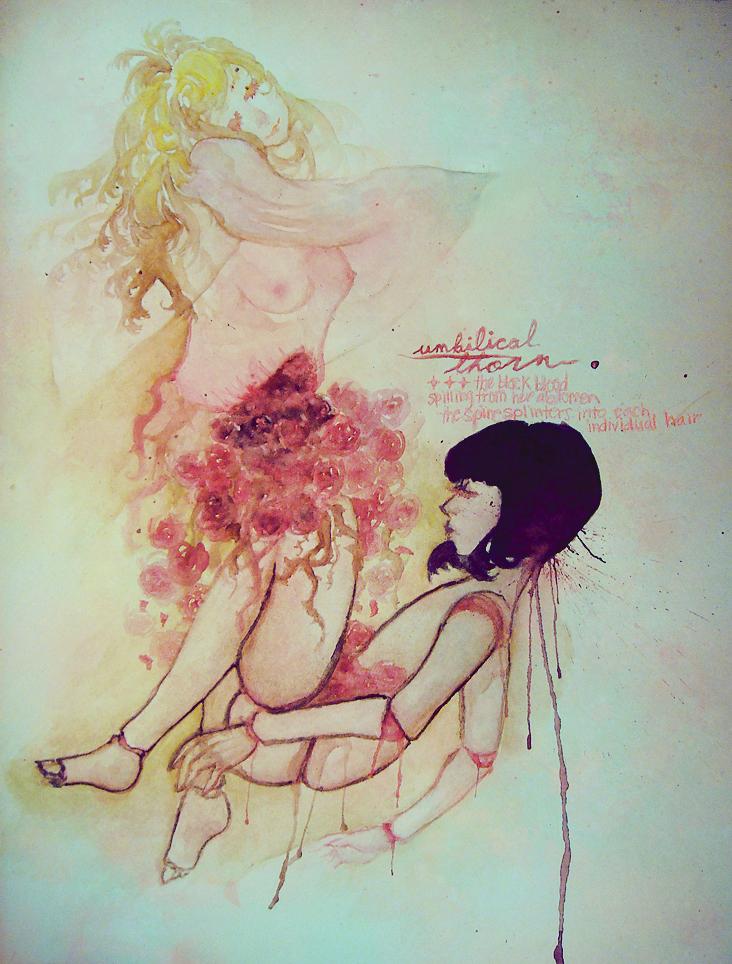 birth of a universe by moira-mori