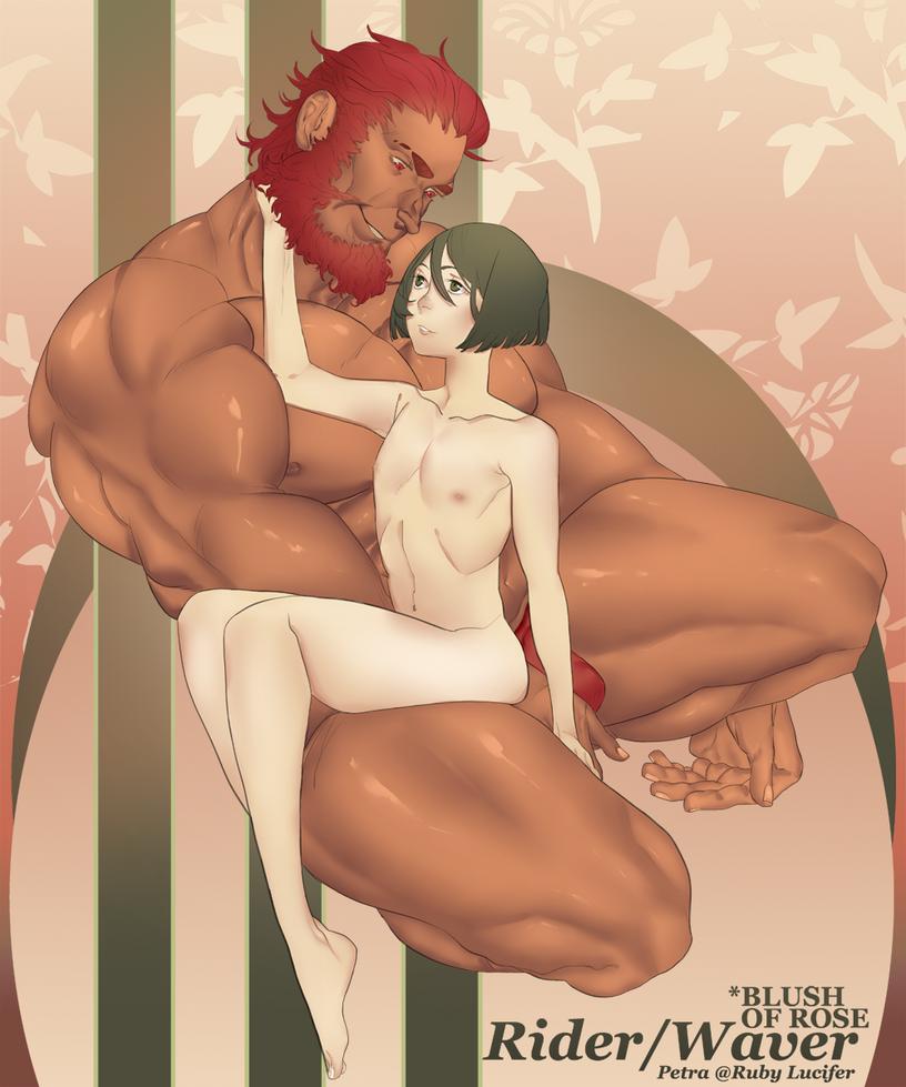 [Fate/Zero] BLUSH OF ROSE by moira-mori