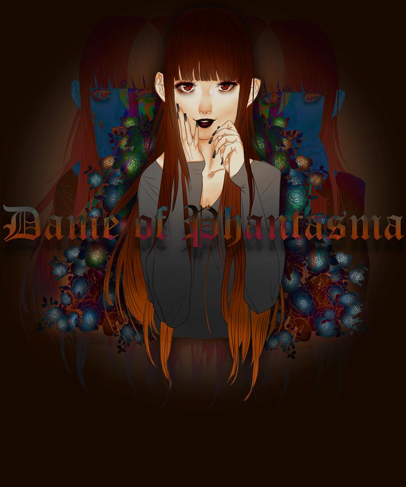 The Dame of Phantasma by moira-mori