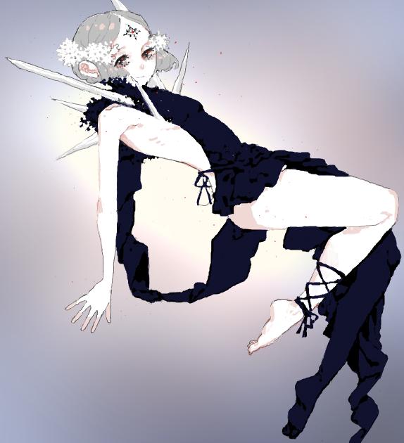 Transient Glass - Crystal Boy by moira-mori