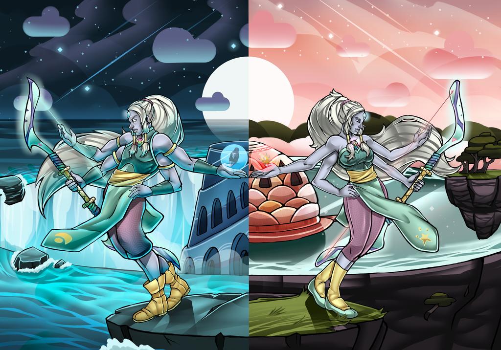 Duality by khkeyblademaster2