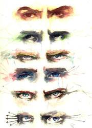 The Avenging Eyes