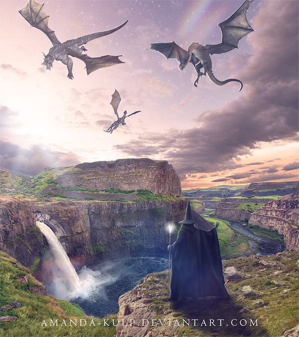 Dragon Master by Amanda-Kulp