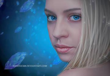 Ice Queen by Amanda-Kulp