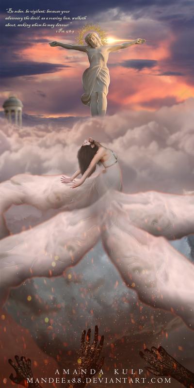 Inner Struggle Remake by Amanda-Kulp
