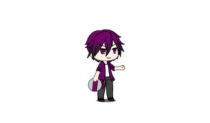 Charlie - GachaLife by AnonWesker