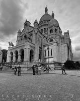 Sacre Coeur by Linkineos