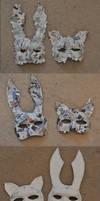 Splicer Masks
